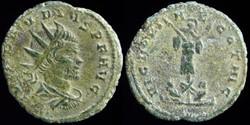 """Claudius II """"Gothicus"""", Antoninianus"""