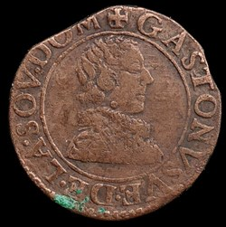 0198_732 - Gaston d'Orleans (1627-1650),...