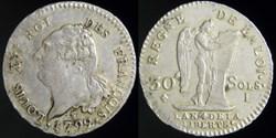 Constitution - 30 sols 1792 I