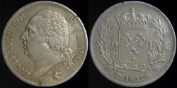 Louis XVIII (1814-1824) - 2 francs 1823 ...