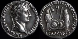Augustus, Denarius