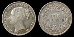 Victoria (1837-1901) - shilling