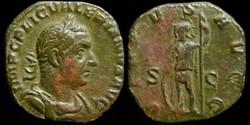 Valerian, Sestertius