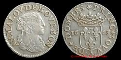 Anne Marie Louise d'Orleans (1650-1693),...