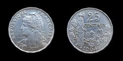 3° république (1870-1940) - 25 centimes ...