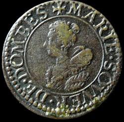 01500 - Marie de Montpensier (1608-1627)...