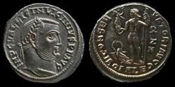 Licinius I, reduced follis