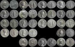 Les monnaies d'argent de Plautille
