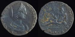Plautilla, Bronze