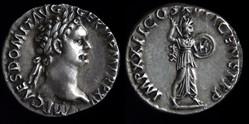 Domitianus, Denarius