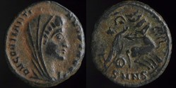 Constantine the Great, Posthumous AE3