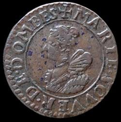01530 - Marie de Montpensier (1608-1627)...