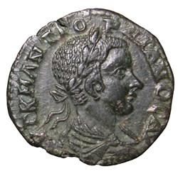 Gordien Tétrassaria Apollon