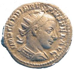 Antoninien 2eme émission phase A Fides