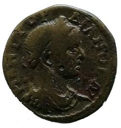 Gordien III Nicomedie Galère