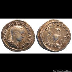 Denier Gordien Caesar 5 éléments