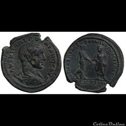Gordien III, Nikopolis Ad Istrum