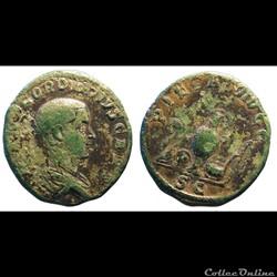 sesterce Gordien Caesar