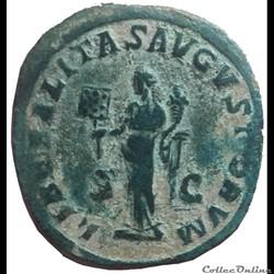 sesterce Gordien III Caesar hybride