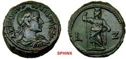 Gordien Auguste an 7 Sarapis