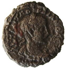 Gordien Auguste an 7 Tyche