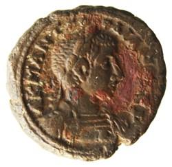 Gordien Auguste an 6 Tyche