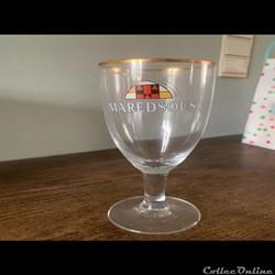 Maredsous verre