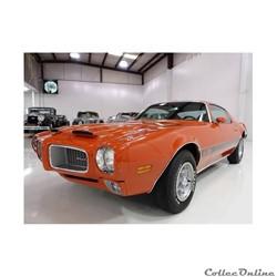 PONTIAC FIREBIRD FORMULA 400 1972