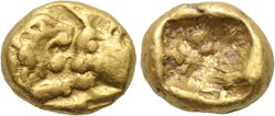 Royaume de Lydie - 1/24 stater - sous Cy...