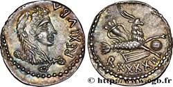Denier - JUBA II (17 après J.-C.)