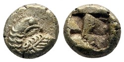IONIE - INCERTAIN (Abydos?) 1/12 stater ...
