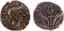 Denier - Ptolémée (25 ou 26 après J.-C.)