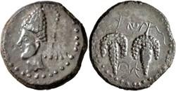 Unité de bronze - LIXUS (50 à 38 avant J...