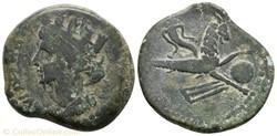 Unité de bronze - IOL (25 avant J.C. - 2...