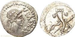 Denier - JUBA II (20 avant J.-C. à 20 ap...