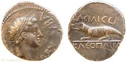 Denier - JUBA II (19 avant J.-C. - 6 apr...