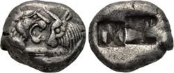 Royaume de Lydie - Créséide - sous Cyrus...