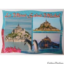 CP de la Manche, Le Mont-Saint-Michel