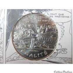 10 euros, Astérix et l'égalité Parole 20...