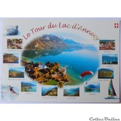 CP de Haute-Savoie, Lac d'Annecy