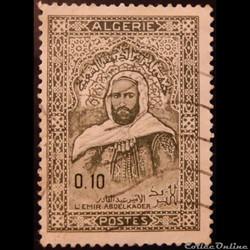 Algérie 00470A émir Abdelkader 0.10d de ...
