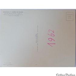 carte postale france rhone alpe cpa de haute savoie le lac blanc