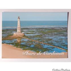 CP de Charente-Maritime, le phare de Cordouan