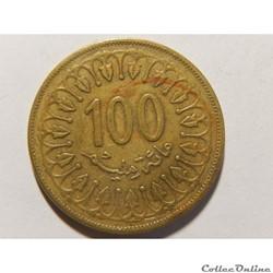 100 millimes de 2008