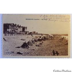 CPA des Landes, Hossegor, la plage