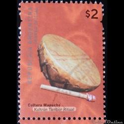 Argentine 02204 tambour 2p de 2000