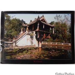 CP du Viêt Nam, la Pagode au Pilier Uniq...