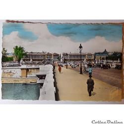 CPA de Paris, Le pont de la place de la ...
