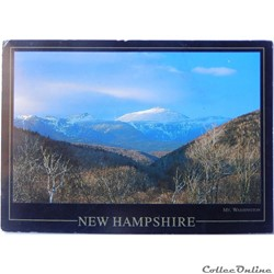 CP des Etats-Unis, New Hampshire