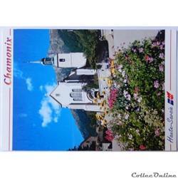 CP de Haute-Savoie, Chamonix